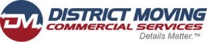 District Moving Commercial Services Details Matter Trademark