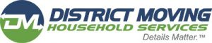 District Moving Household Services Details Matter Trademark